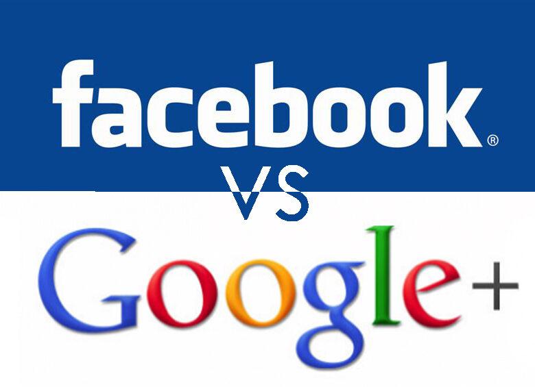 Infographie: Facebook vs Google+