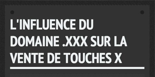 La touche X : la plus utilisée par les utilisateurs des Mac, pourquoi ?