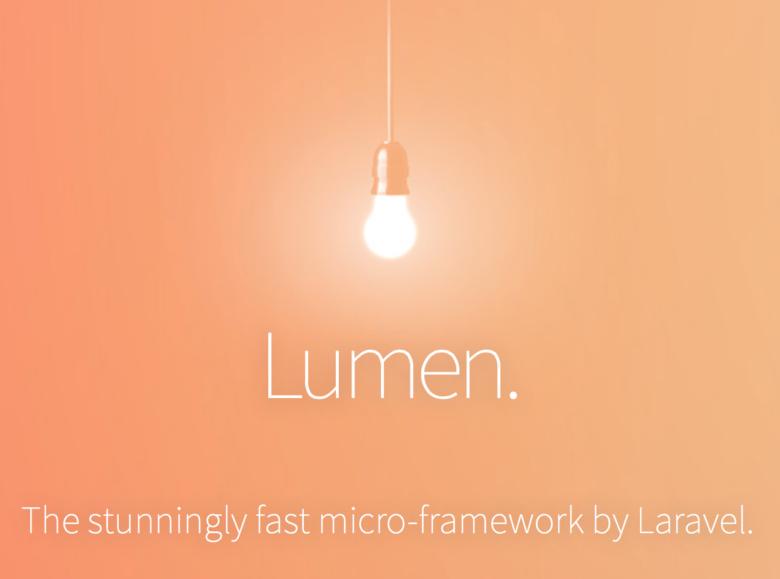 Lumen, A micro-framework by Laravel
