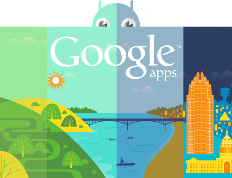 Google Apps pour Android 5.0