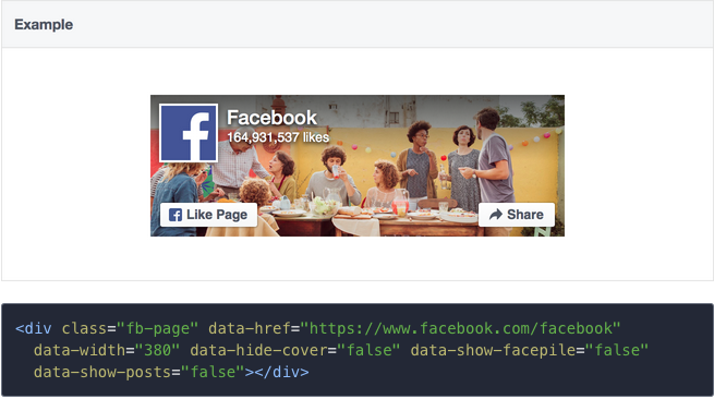 Facebook Like Box c'est fini, place au Page Plugin