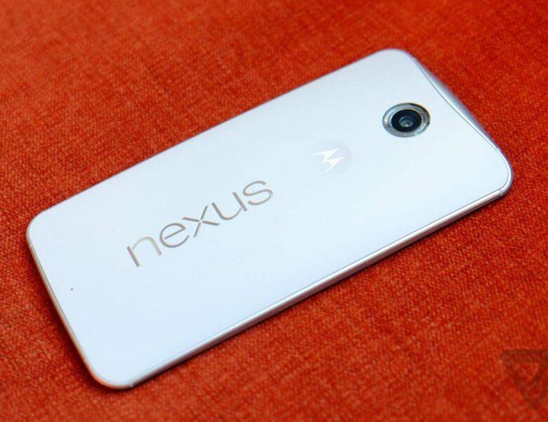 Nexus 6 : Spécifications et Photos