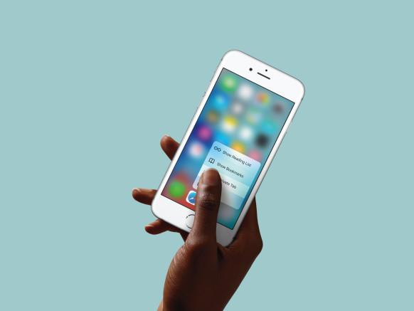 Comment activer 3D Touch sur un Iphone jailbreaké ?